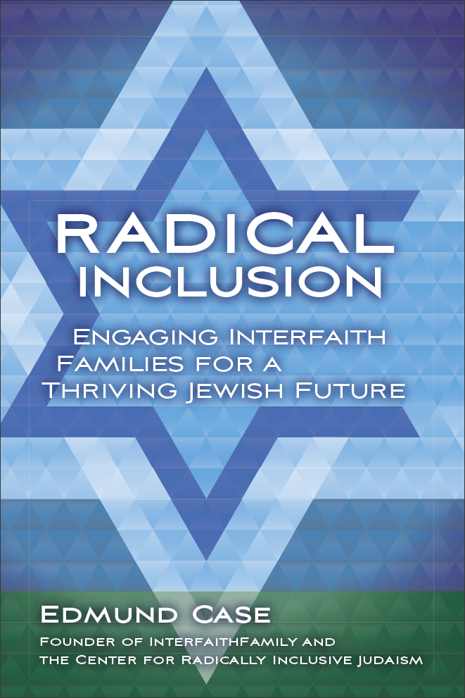 Book cover for 'Radical Inclusion'